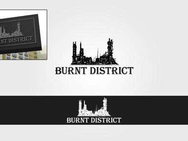 Logo Burn District