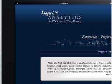 Maple Life Analytics (maplelifeanalytics.com)