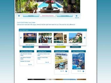 Hotel Search and Booking Engine