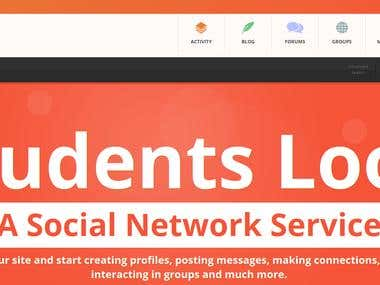 Social Media Network Design for a School