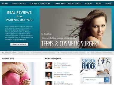 plasticsurgeryreview.com