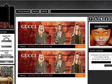 Private Group E-Commerce