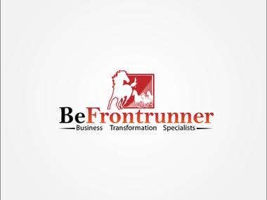 Be FrontRunner logo