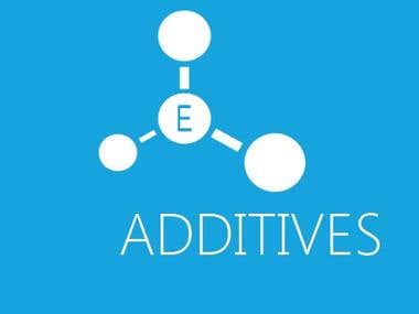 Food Additives WP7 Application