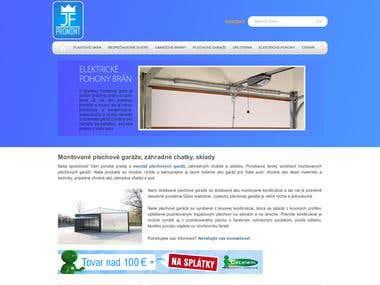WP based site