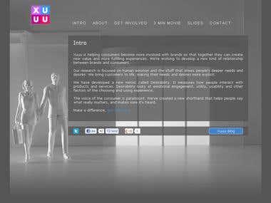 Xuuu Website
