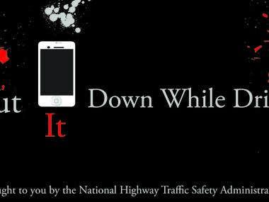 traffic billboard