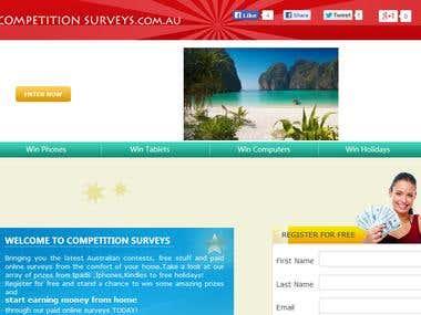Competition Surveys