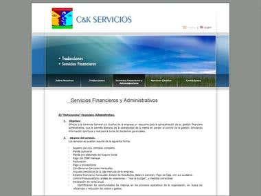 C & K Servicios