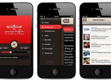 Alarm_FM App