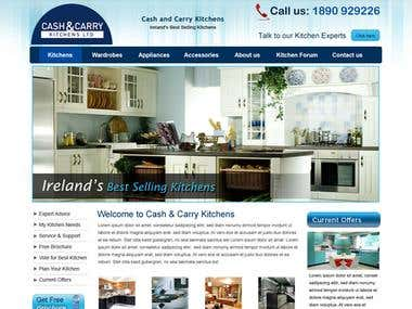 Cash & carry kitchens Ireland