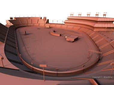Nascar Stadium