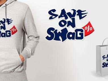 Logo Save on Swag