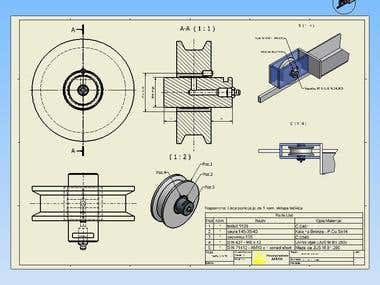 Mechanical design and engineering