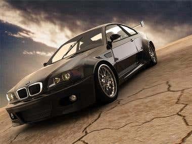 BMW m3sgm