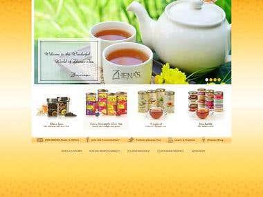 Zhena's Tea