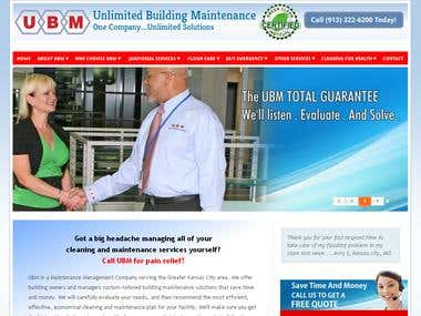 UBM Kansas Website