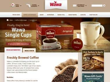 Wawa - Coffee & Beverages