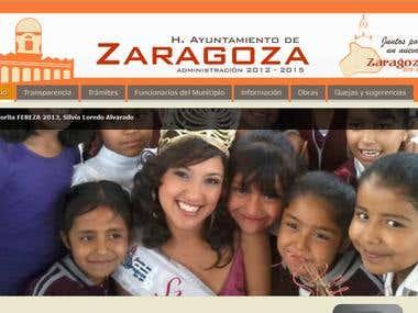 H. Ayuntamiento Municipio de Zaragoza