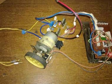 PID Motor Controller