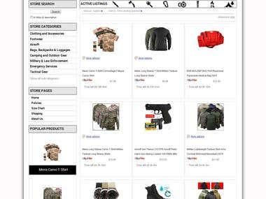 TrekRepublic Custom eBay Store
