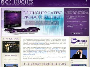 C. S. Huges