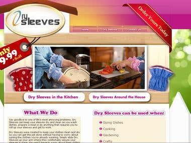 Dry Sleeves