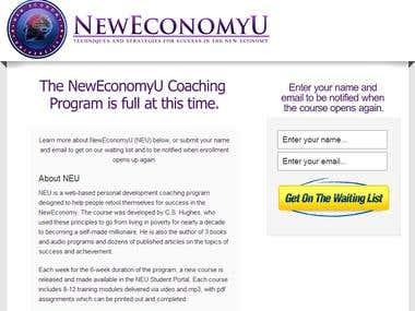 New Economy U