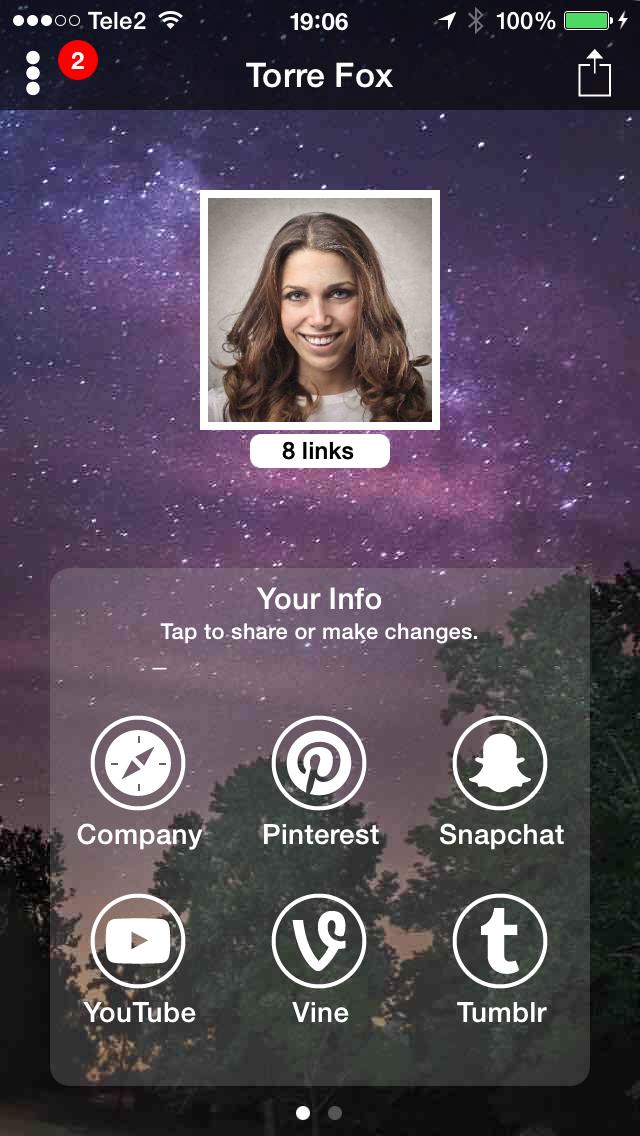 youPass - Social app