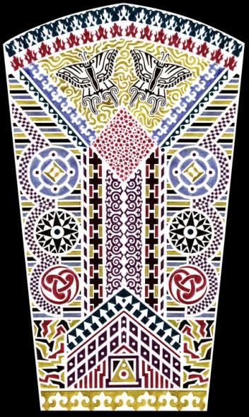 Garment Print Design