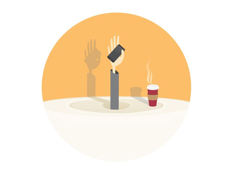 Illustration  Start-up