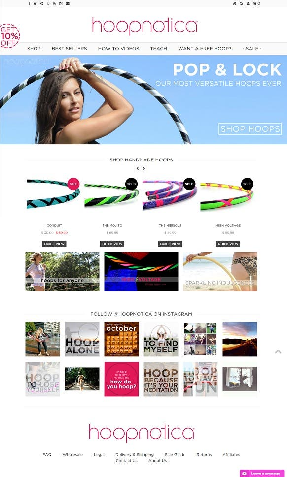 Directory-based website design & development