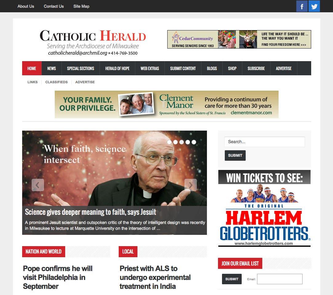 CatholicHerald.org