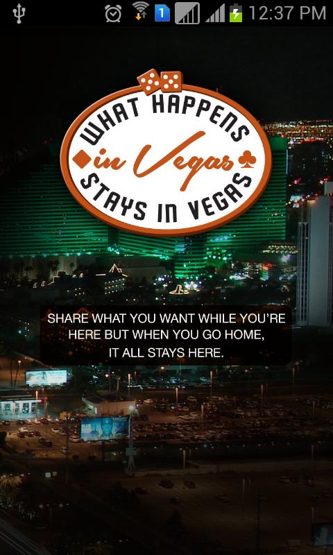 Android  & IOS : Las Vegas App