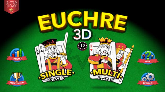 3D Animation Euchre 3D