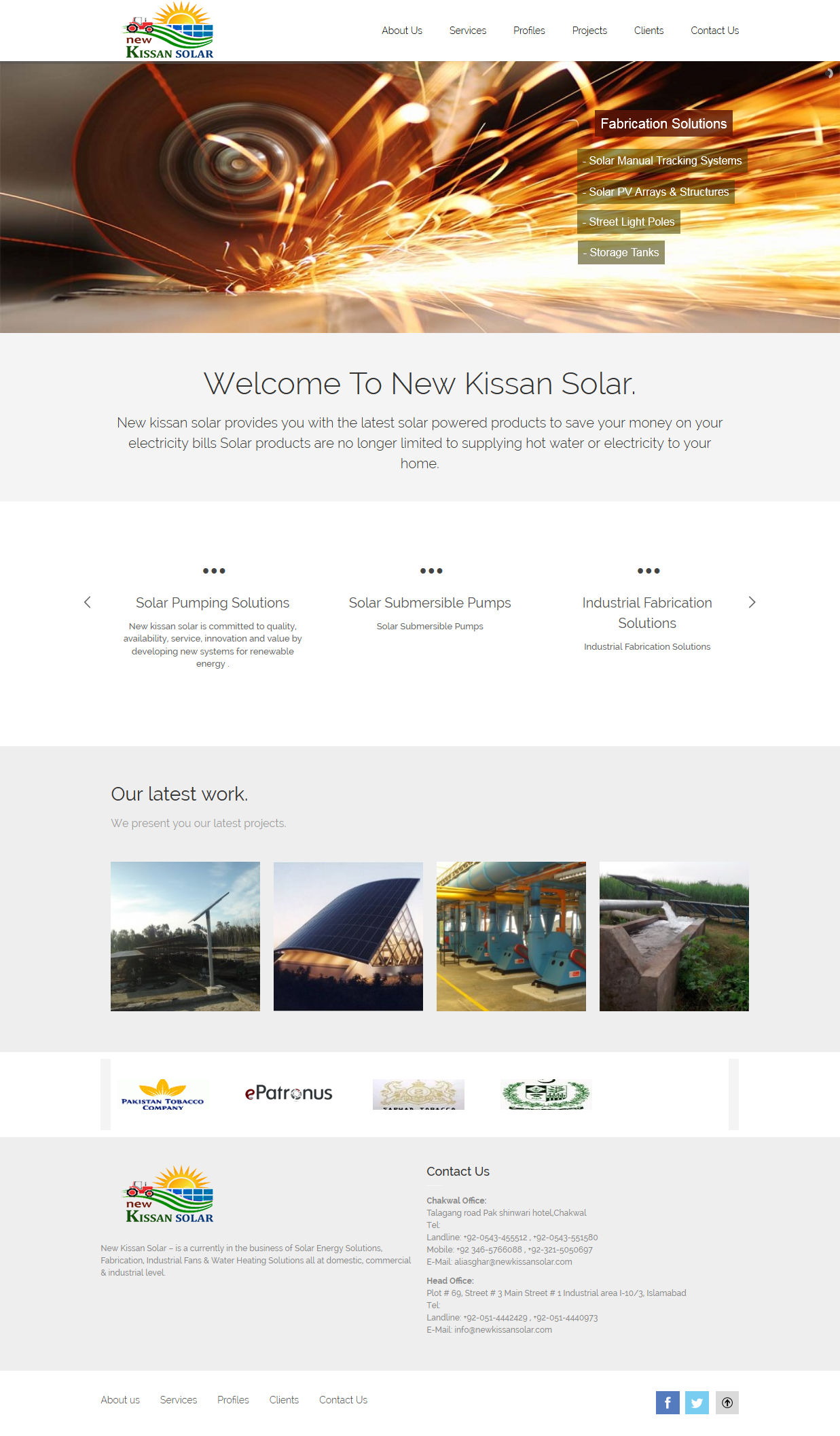 New KIssan Solar