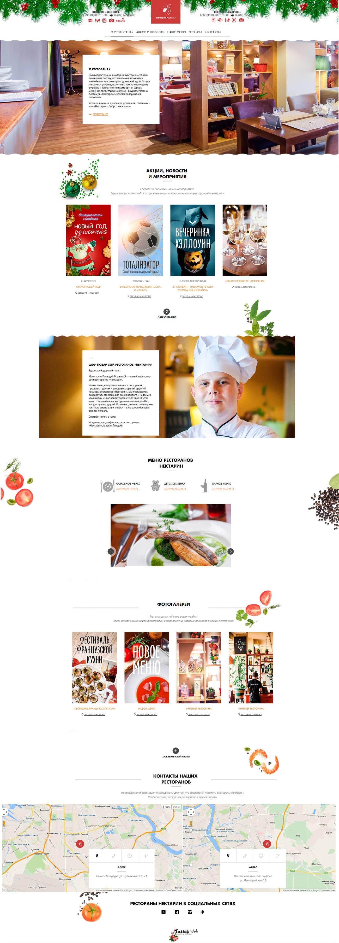 www.nektarinspb.ru