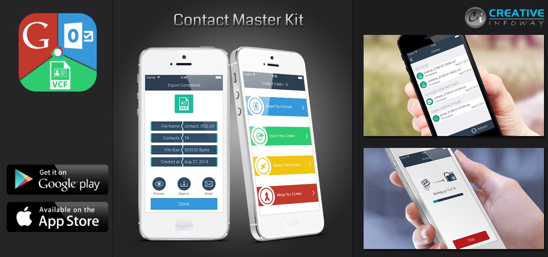 Contact Master Kit