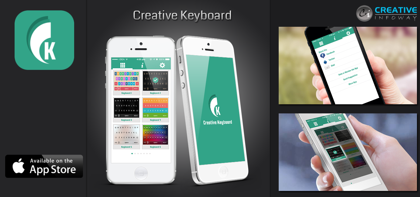 Creative Keyboard