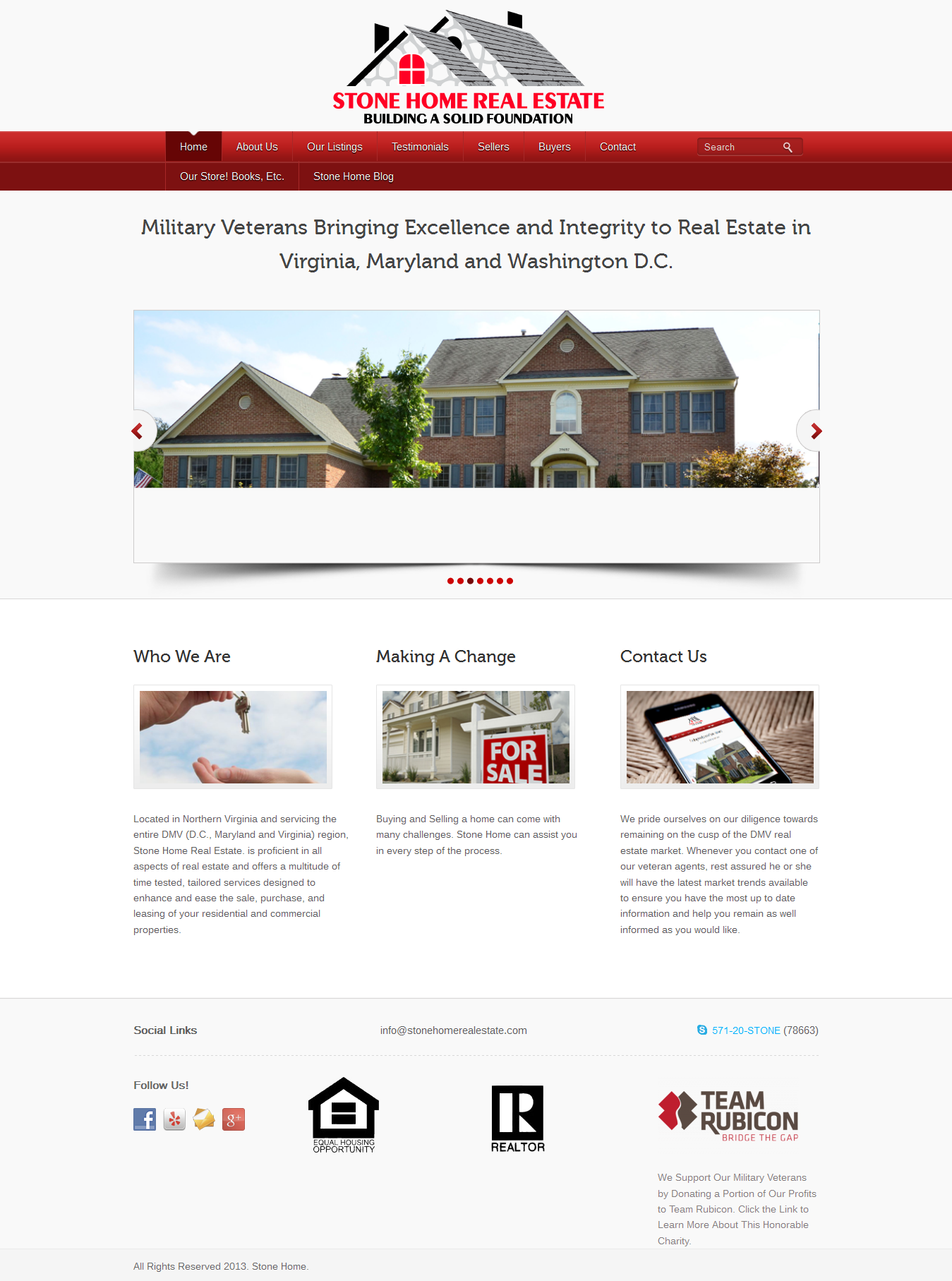 Wordpress Real Estate CMS