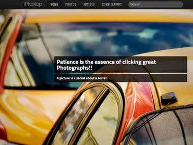 A Social Network for Photographer