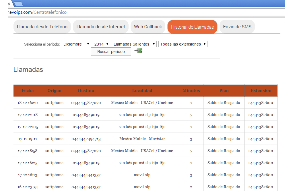 System Prepaid Voip developer in Zend Framework