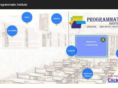 Website Design \'ProgrammatixInstitute.com\'