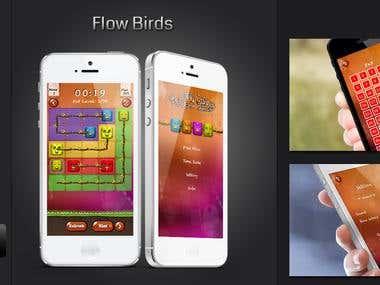 Flow Birds