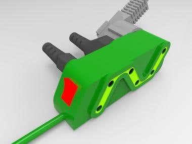 EU socket new design