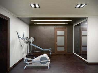 Interiors 3D