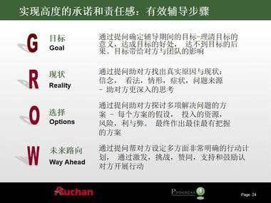PowerPoint Slides Translation