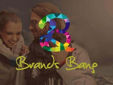 Brands Bang Logo