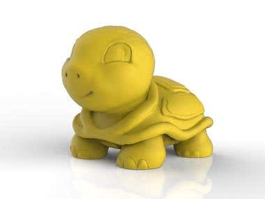 Turtle Modelling