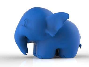 Elephant Modelling